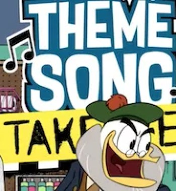 Exclusive: Sing Along with Glomgold in This 'DuckTales' Theme Song Takeover Video