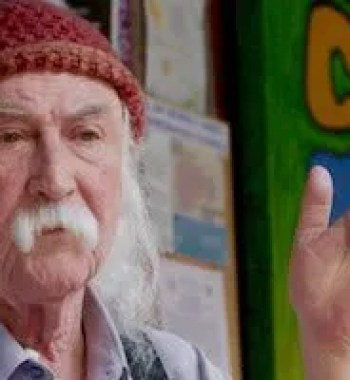 David Crosby on 'Remember My Name', Cameron Crowe, and Why He Still Tours in His 70s