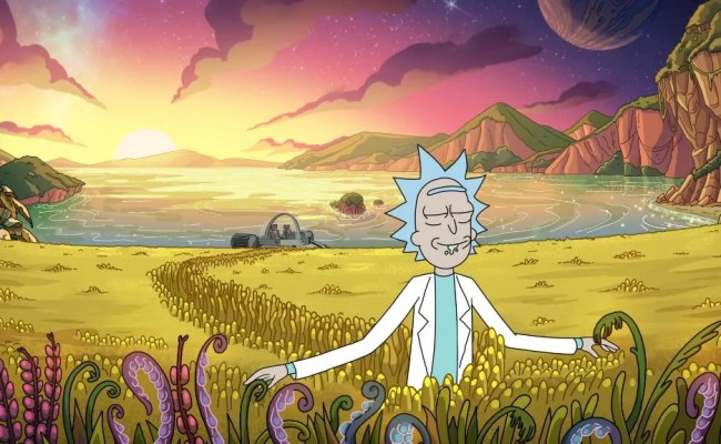 Rick And Morty Season 4 Images Explore Alien Worlds Tease
