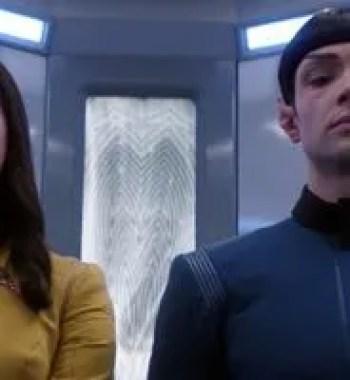 'Star Trek: Short Treks' Trailer Has Spock Trapped in an Elevator