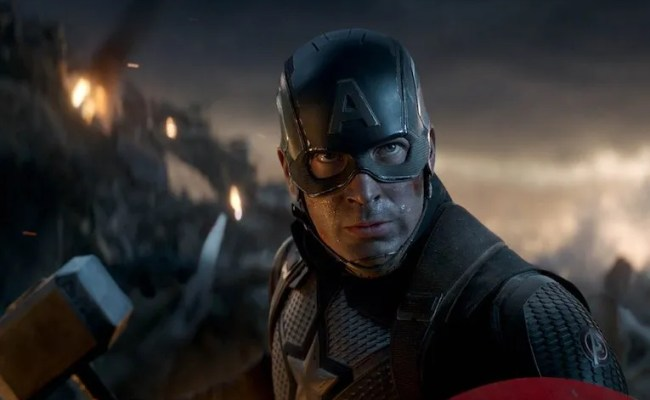 Is Chris Evans Done With Captain America Collider