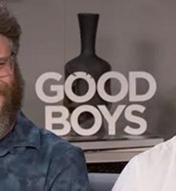 Seth Rogen & Evan Goldberg on 'Good Boys' and 'The Boys' Season 2