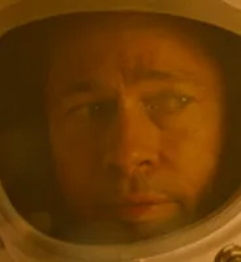 New 'Ad Astra' Clip Sees Brad Pitt and Ruth Negga Navigating the Martian Terrain
