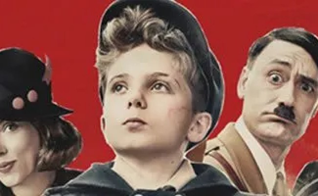 Jojo Rabbit Cast Poster Features Famous People Dressed As