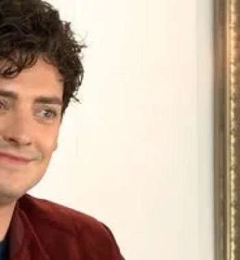 'The Goldfinch:' Aneurin Barnard on Always Getting an Extra Take from John Crowley