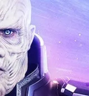 New 'Crisis on Infinite Earths' Image Reveals Arrowverse's Beefy Big Bad, the Anti-Monitor