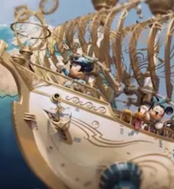 Disney+ 'The Imagineering Story' Docuseries Trailer Goes Inside the Theme Parks