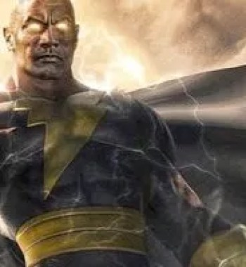 'Black Adam' Unleashes Its First Poster and Sets a Release Date