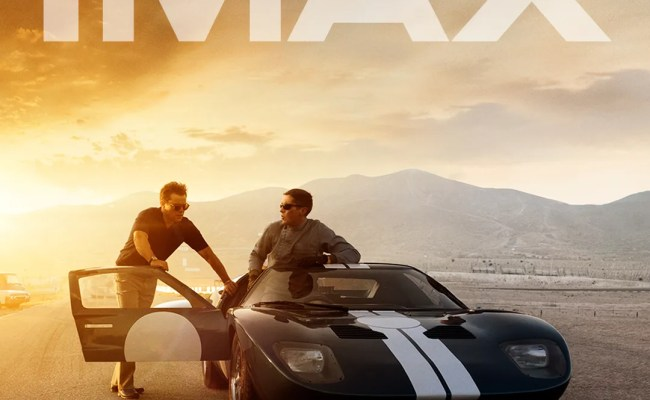 How To Attend Our Free Ford V Ferrari Imax Screening With