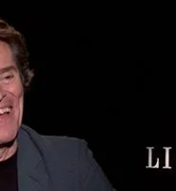 Willem Dafoe Talks 'The Lighthouse', Wes Anderson's 'French Dispatch' and del Toro's Nightmare Alley'