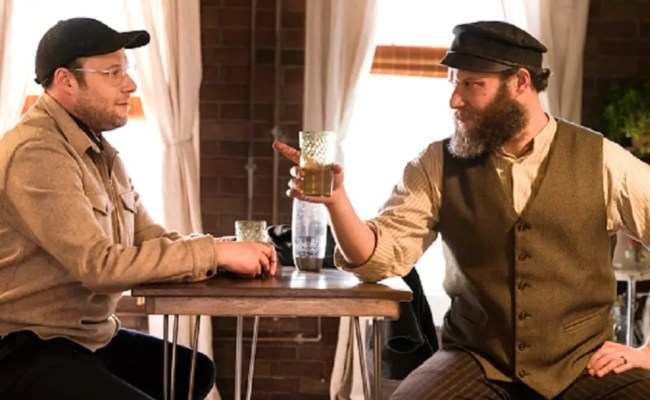 An American Pickle Trailer Reveals Seth Rogen S Hbo Max