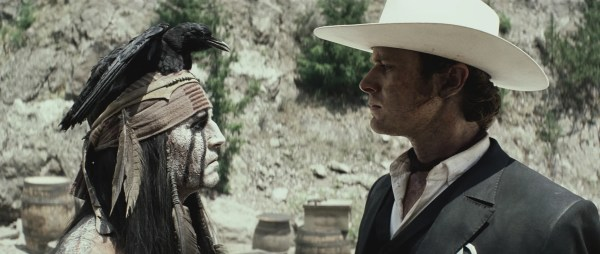 Johnny Depp Lone Ranger