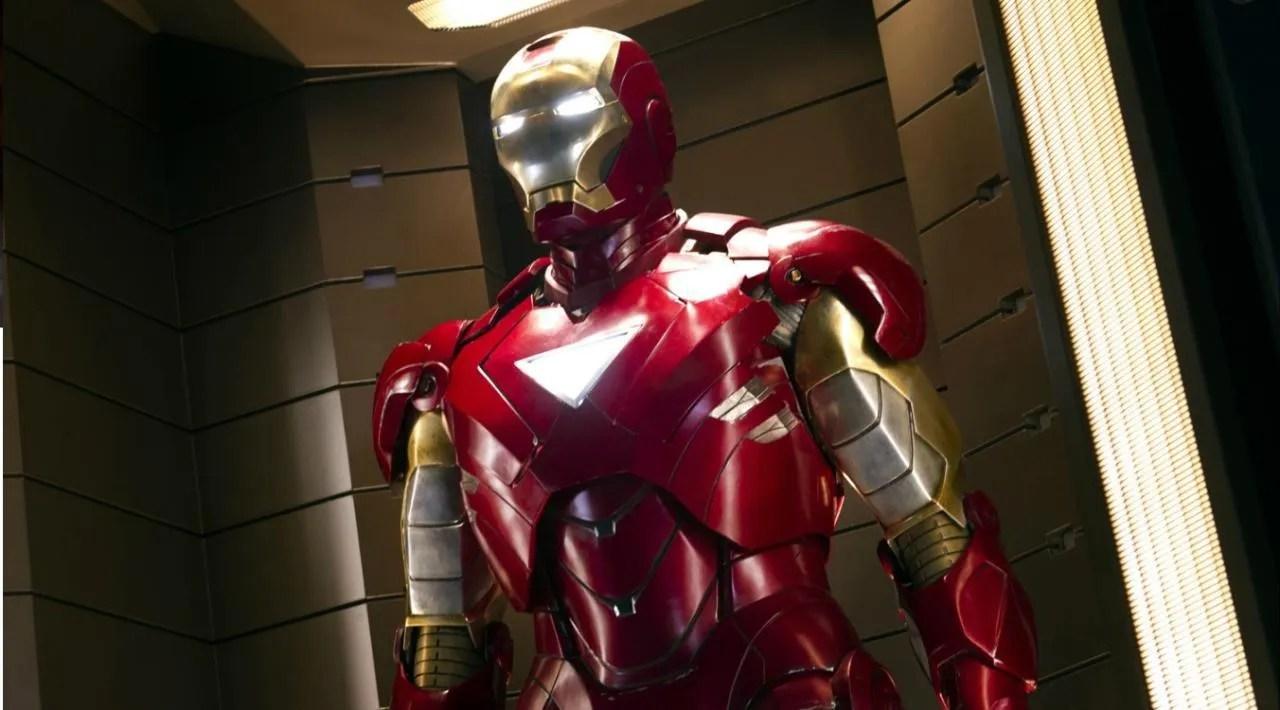 Comiccon Iron Man 3 Collider