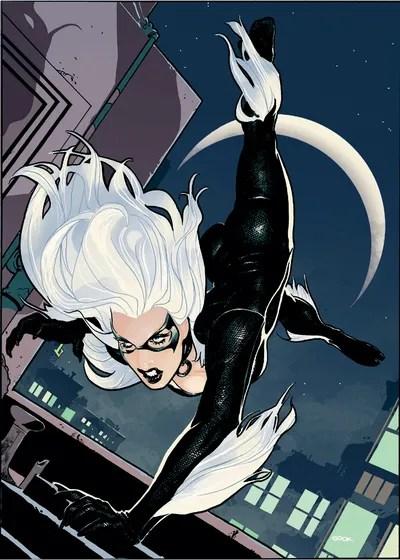 Marvel Heroes Black Cat Artifact