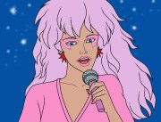 jem and holograms starts shooting