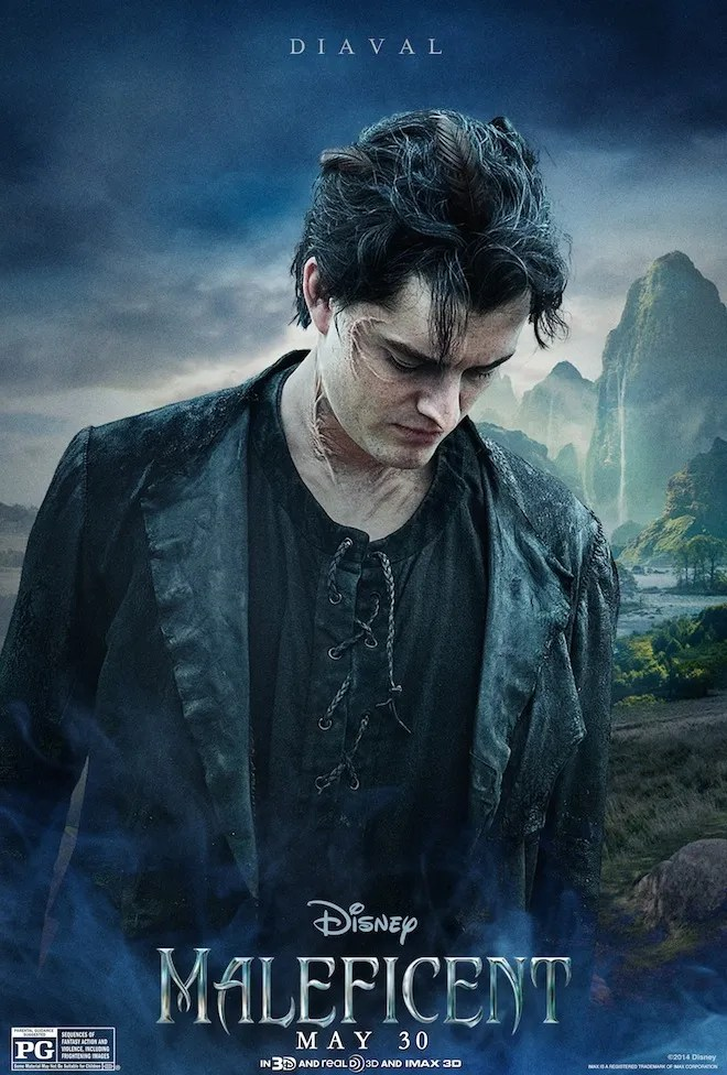 Image result for Diaval Sam Riley movies
