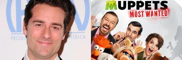 Muppets Most Wanted Interview: Todd Lieberman Talks Cameos