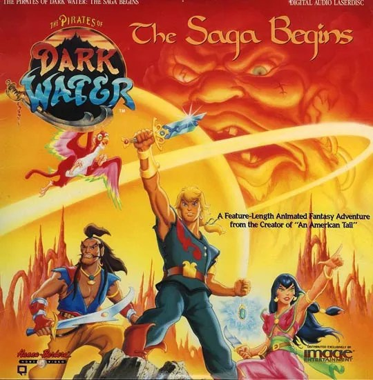Image result for The Pirates of Dark Water