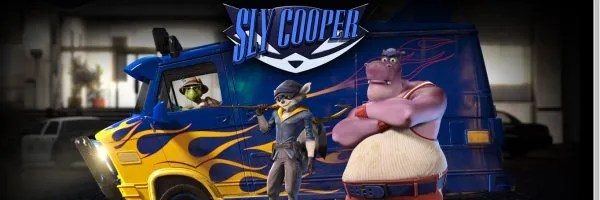 sly cooper movie details