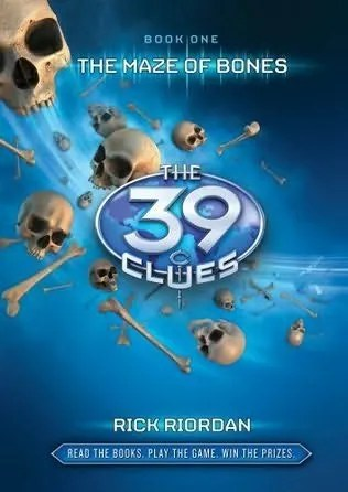 Image result for The 39 clues cover