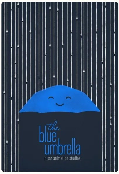 THE BLUE UMBRELLA Clip and Posters  Collider