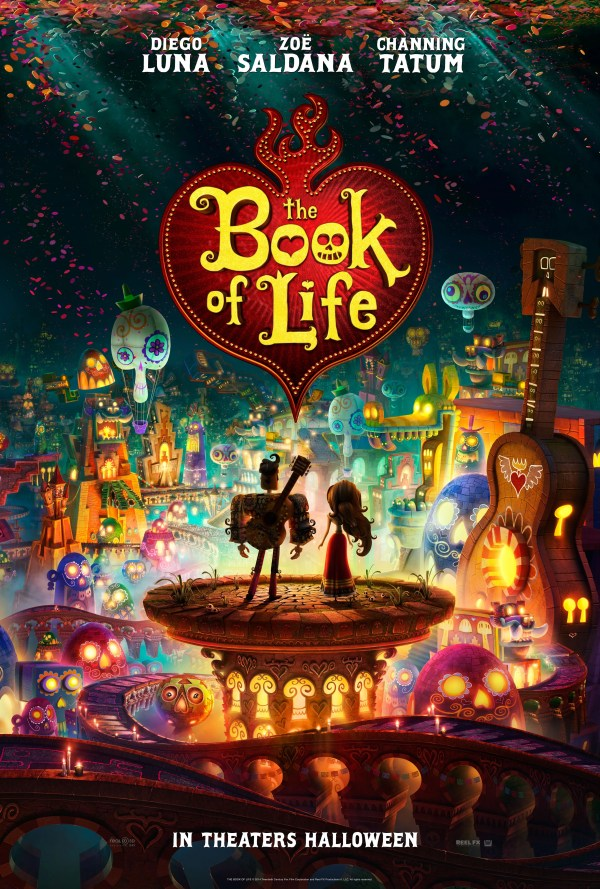 Book Of Life Interview With Channing Tatum Christina