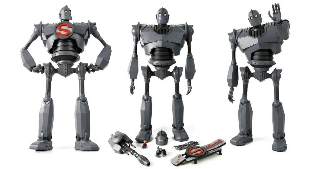 The Iron Giant Mondo Figure Images Showcase an Amazing Toy