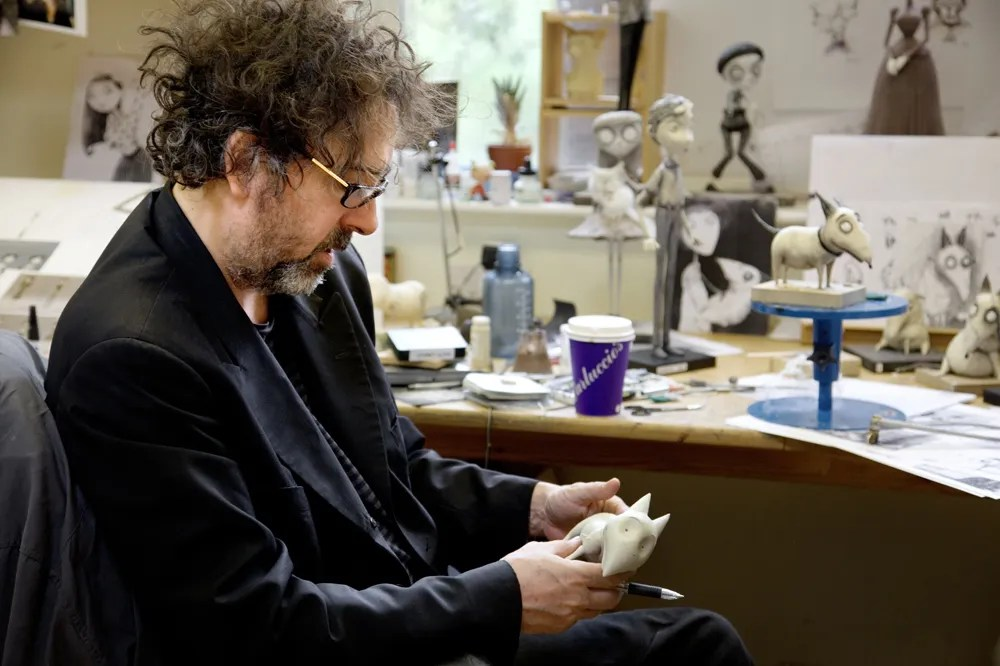Image result for tim burton