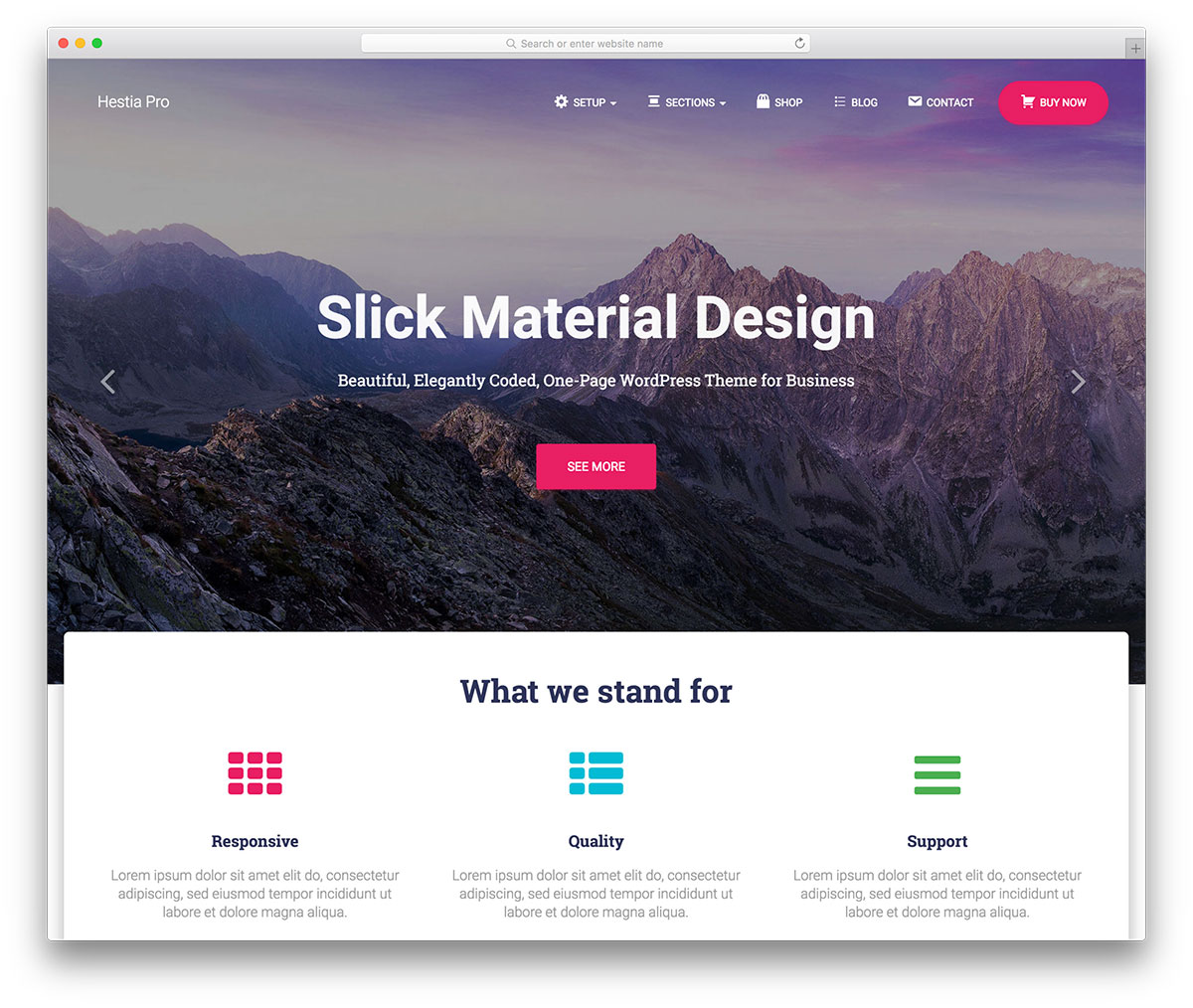 17 Best WordPress Material Design Themes 2019 Colorlib
