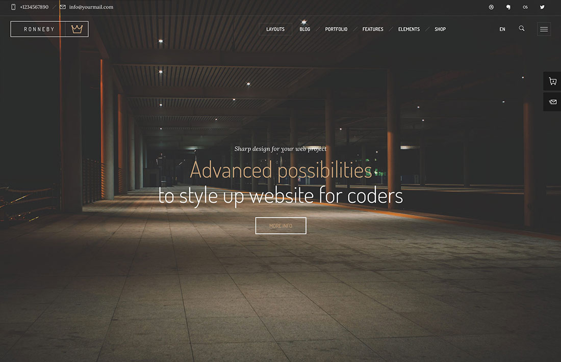 19 Professional WordPress Themes for Programmers 2018 - Colorlib