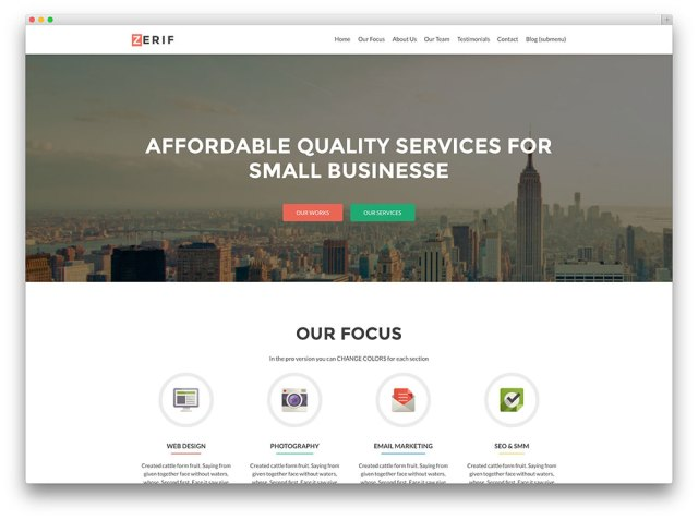 Image result for wordpress website themes