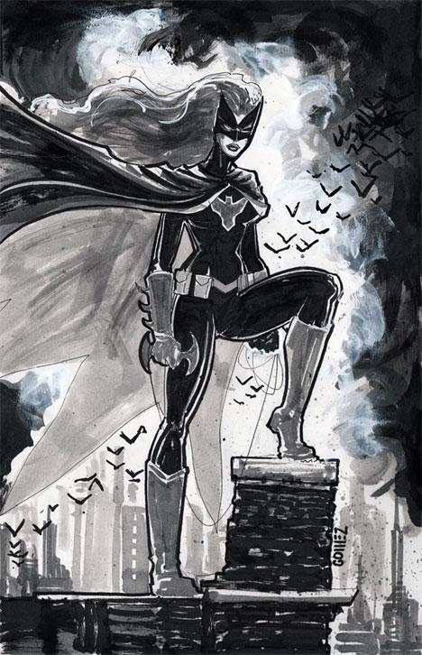 Batwoman by Joel Gomez Comic Art