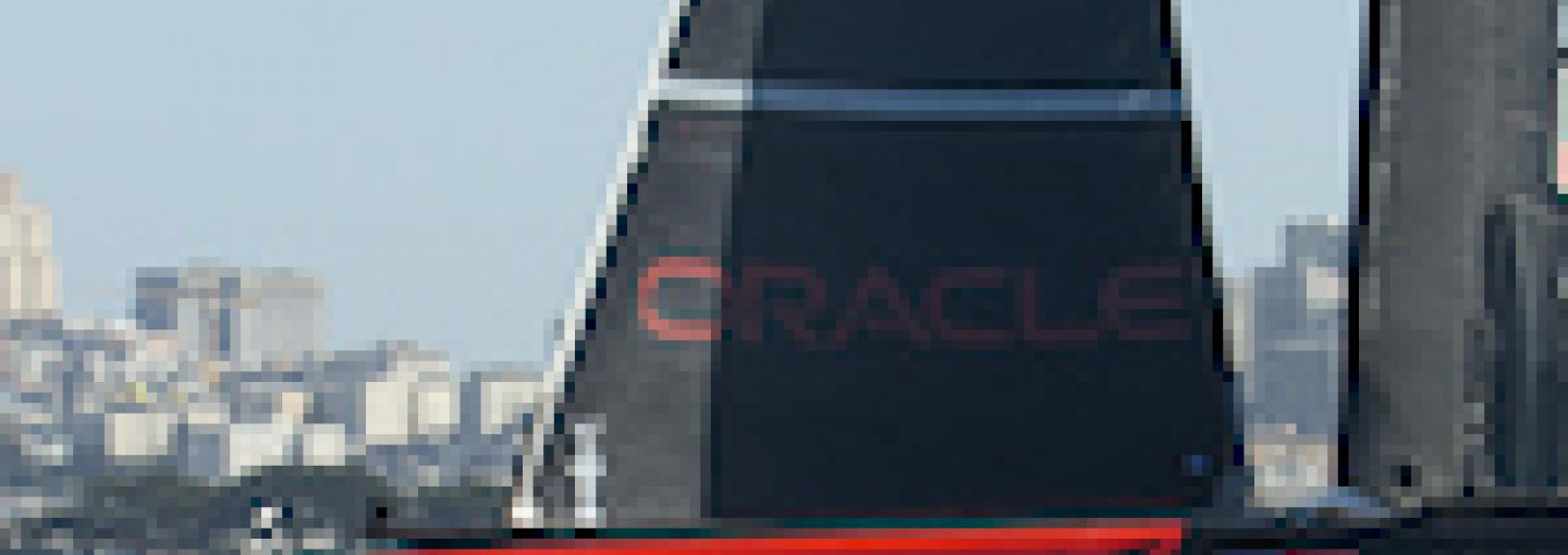How Did Oracle Team USA Win The Americas Cup Twice