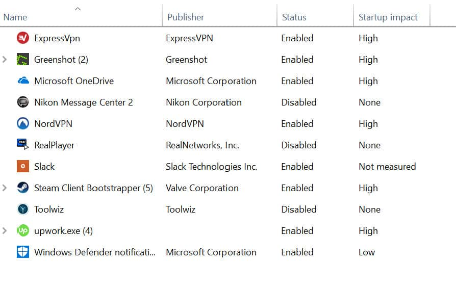 Windows Startup Slow? How to find & disable startup