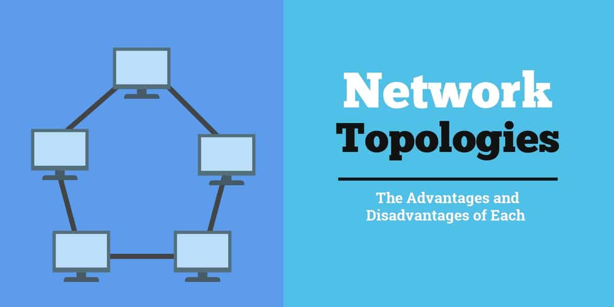 high level network topology diagram 1996 civic radio wiring topologies advantages disadvantages and diagrams of each the