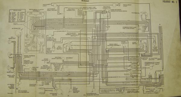 Ih 454 Wiring Diagram - Wiring Diagrams List International Tractor Wiring Diagram Model on