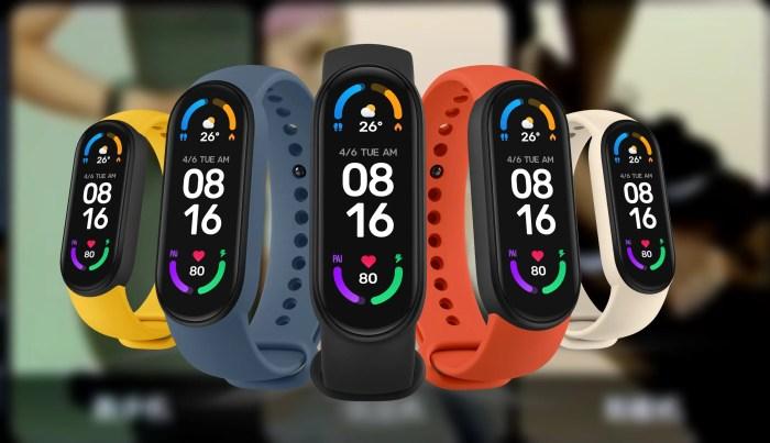 Ya está aquí la pulsera Xiaomi Mi Band 6, mejora en todo a un precio  increíble | Tecnología - ComputerHoy.com