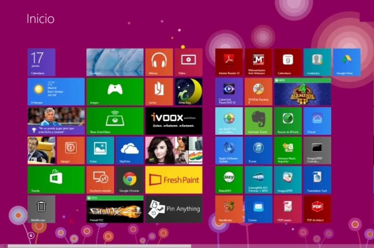 Windows 8.1 versión final ya disponible. Cómo actualizar | Tecnología - ComputerHoy.com