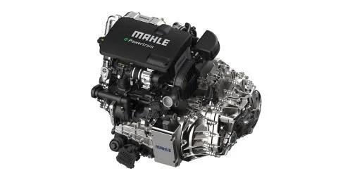 Motor híbrido Mahle