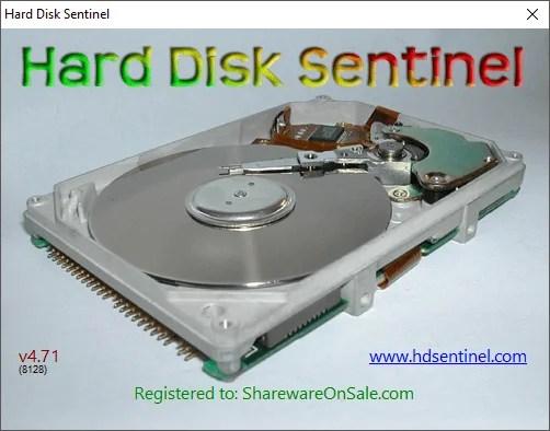 Hard Disk Sentinel dd