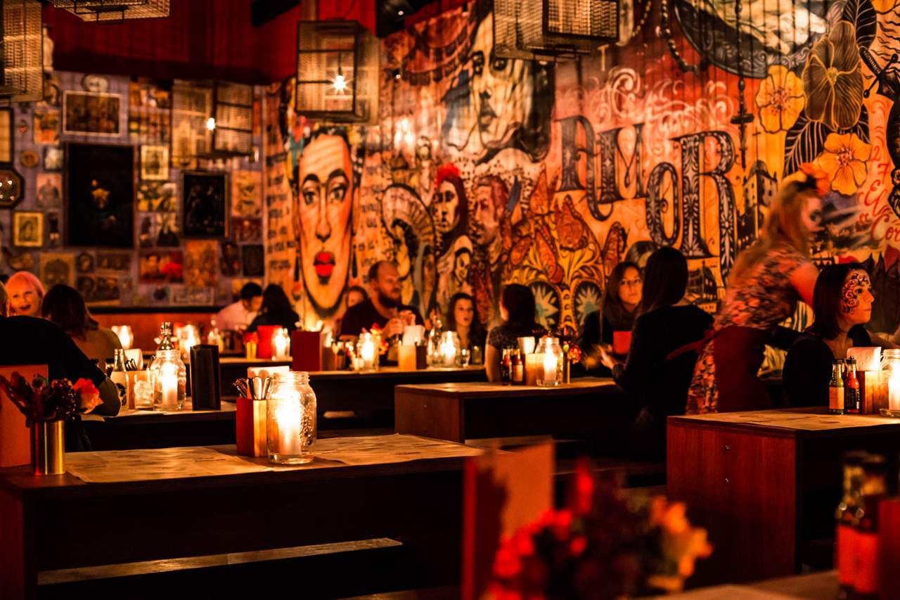 long kitchen tables cabinets design software the eight best mexican restaurants in wellington ...