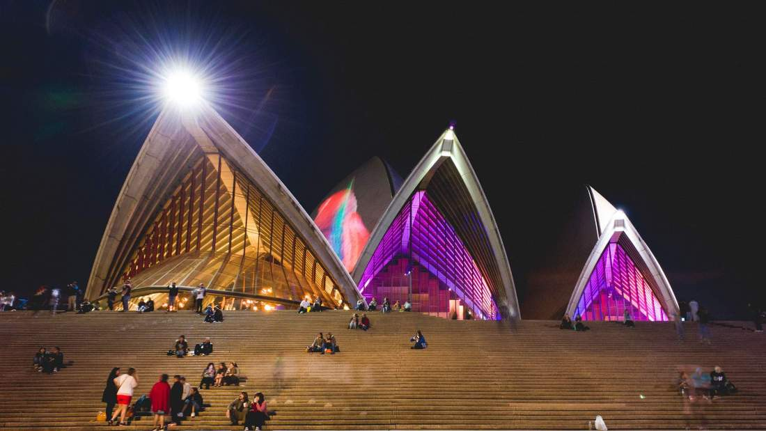 Winter Weekender's Guide to the Sydney CBD