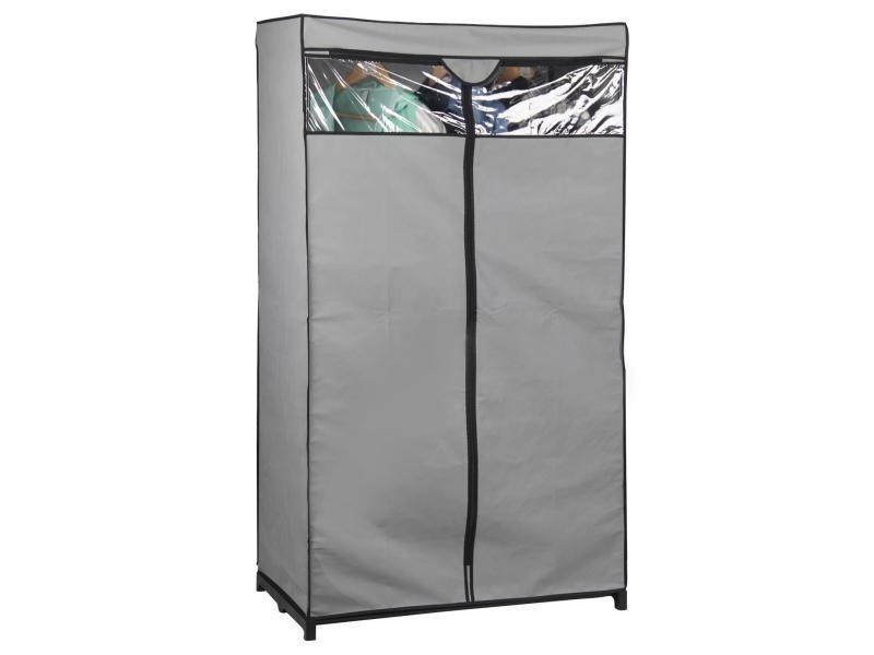 Garderobe Armoire En Tissu  Vente De Idimex  Conforama