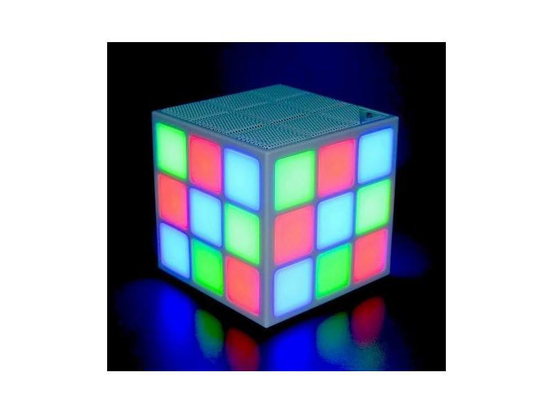 inovalley hp cube enceinte lumineuse bluetooth