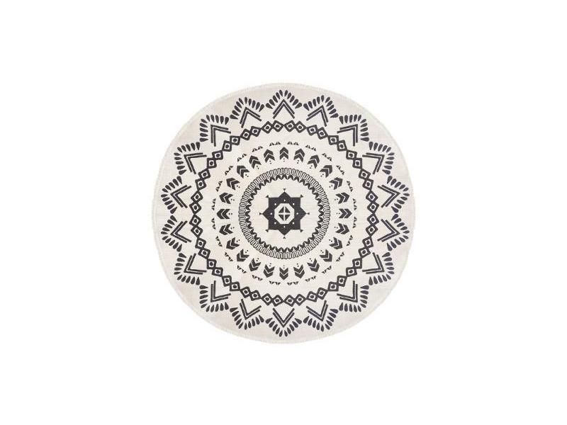 https www conforama fr decoration textile tapis paillasson tapis rond nomade d 120 cm p g90307969