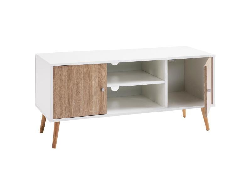 sonoma idimex meuble tv murcia banc