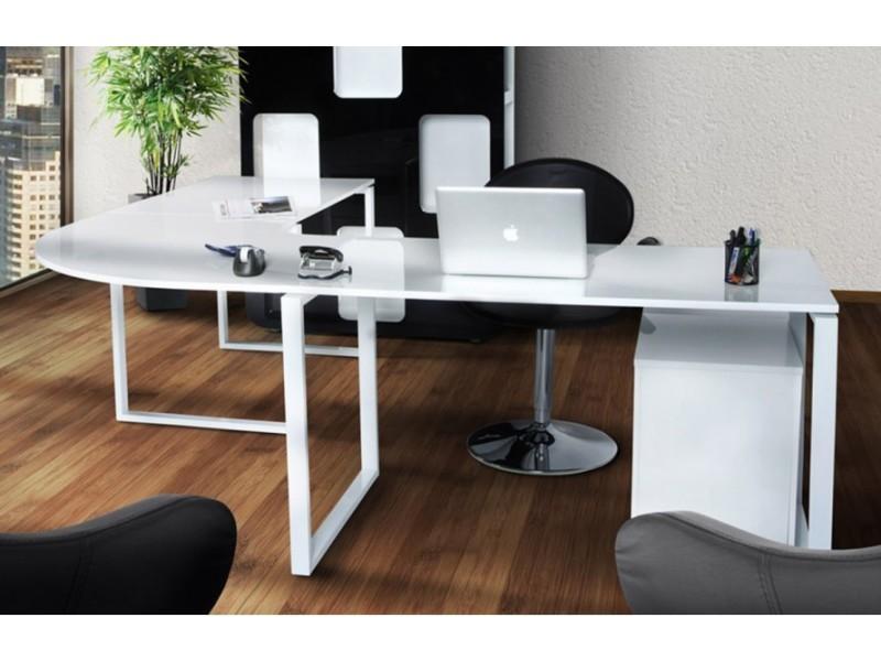 Bureau Dangle Design Blanc Vente De Accessoires De