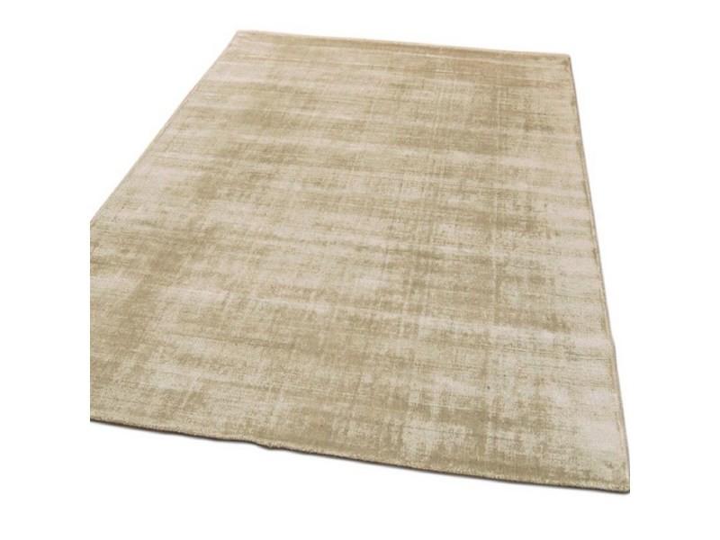 tapis viscose uni qualite superieure lame 160x230 cm