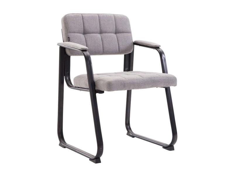 chaise visiteur fauteuil de bureau sans