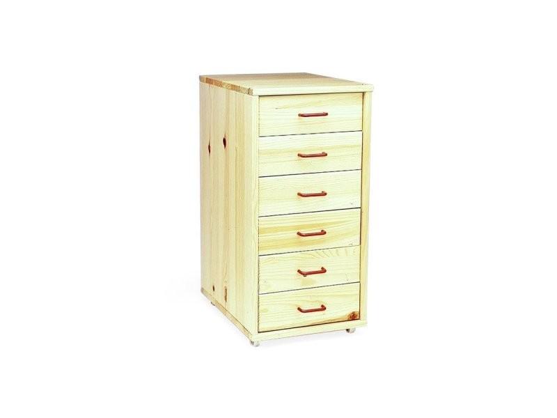 rangement bloc tiroirs
